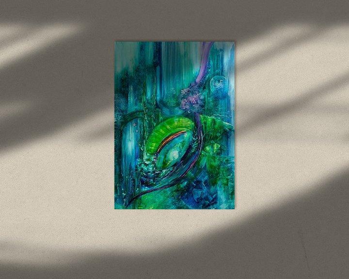 Beispiel: Sea of dreams von Liesbeth Vaes