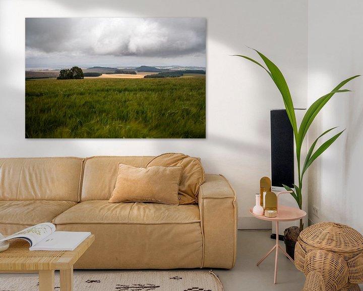 Impression: Mount Kenya landschap sur Andy Troy