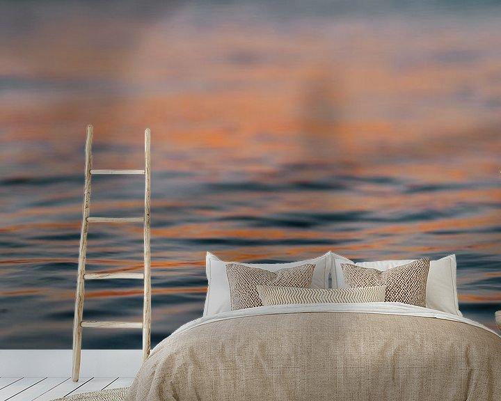 Impression: Zonsondergang zee Domburg sur Andy Troy