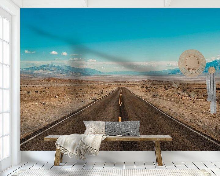 Impression: De weg naar Death Valley sur Andy Troy