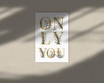 Juste toi ! Affiche pour les amoureux sur Felix Brönnimann