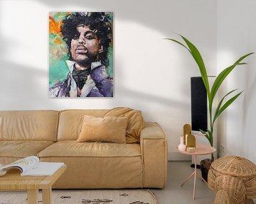Prince malerei von Jos Hoppenbrouwers
