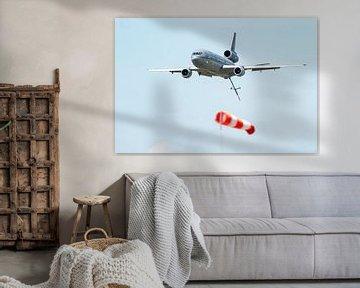 McDonnell Douglas KDC-10 tankvliegtuig van Wim Stolwerk