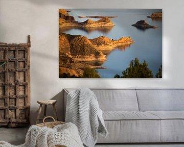 Lake Negratin von Cornelis (Cees) Cornelissen
