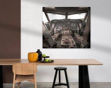 Cockpit Boeing van Olivier Photography
