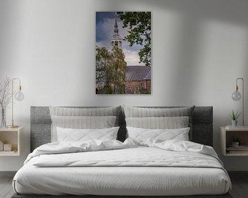 Grote kerk vanuit Het Kolkje von Freddy Hoevers
