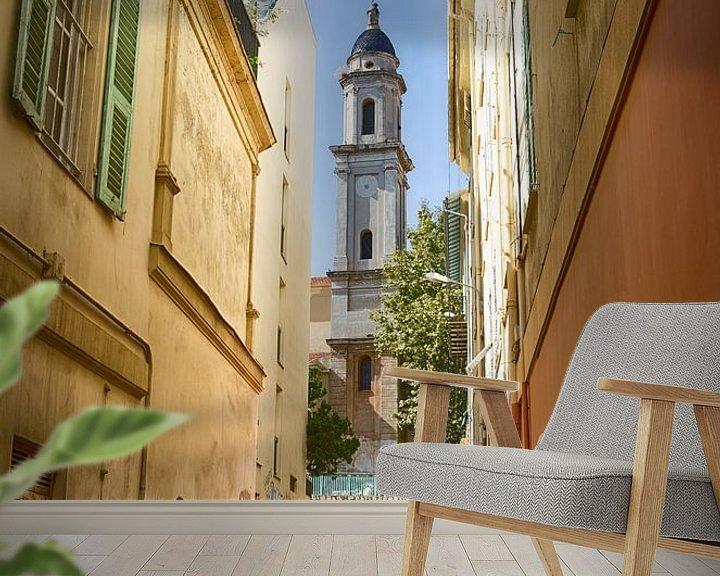 Sfeerimpressie behang: San Remo van Mark Bolijn