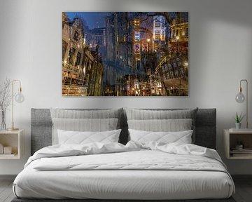 Donker Utrecht van Dennisart Fotografie