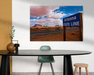 Monument Valley von Colin Bax