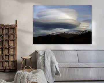 The Mysterious Cloud von Cornelis (Cees) Cornelissen