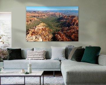 Bryce Canyon, Utah van Colin Bax