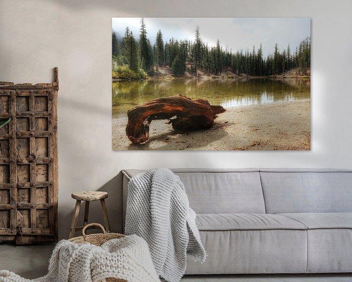 Beispiel: Mammoth Lakes, United States von Colin Bax