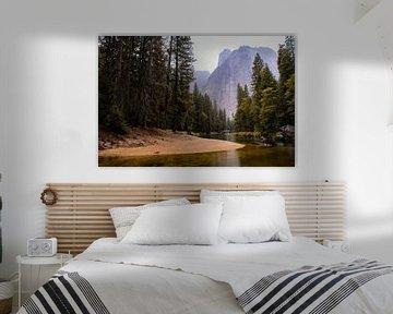 Yosemite National Park, United States van Colin Bax
