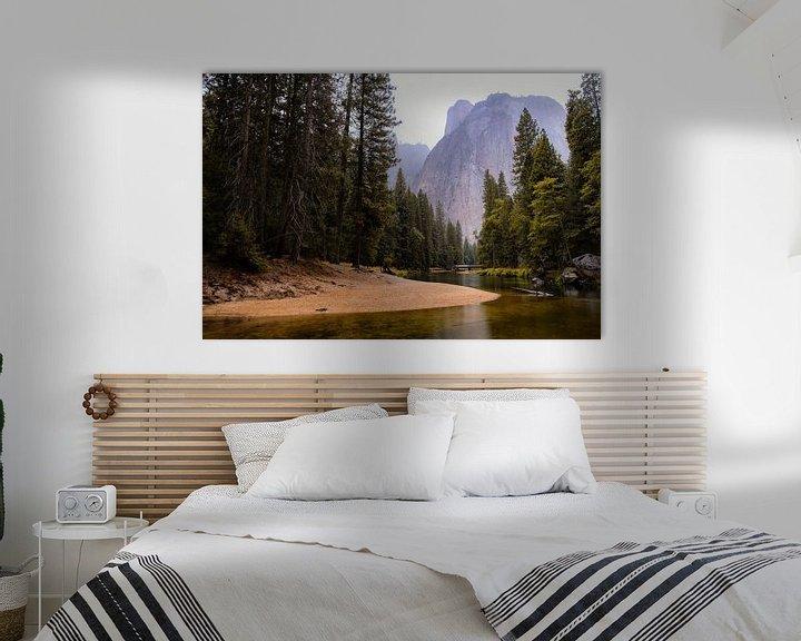Beispiel: Yosemite National Park, United States von Colin Bax