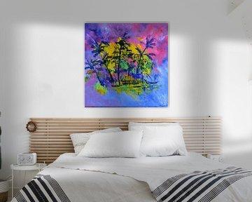 Gauguin's dreams sur pol ledent