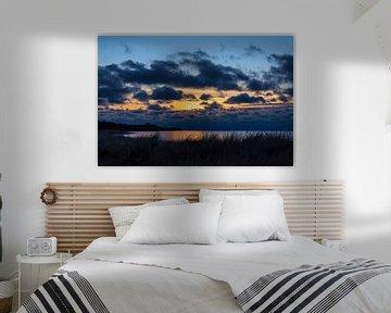 Ostseeküste bei Klintholm Havn in Dänemark von Rico Ködder