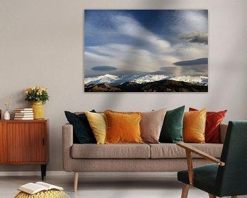 Game of Clouds van Cornelis (Cees) Cornelissen