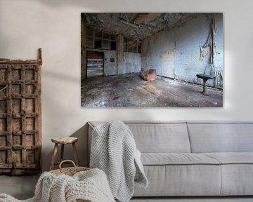 Urbex: Remise Monceau, België van Martijn Mureau