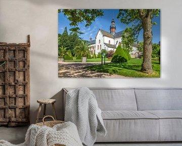 Zisterzienserkloster Eberbach bei Kiedrich von Christian Müringer