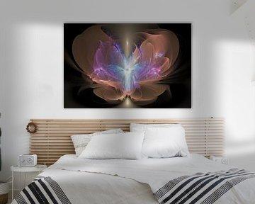 Engel van vrolijkheid van Shirley Hoekstra