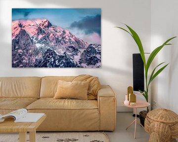 Mountains at Berchtesgadener Land von Maurice Meerten