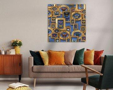The Blue Room von Marja van den Hurk