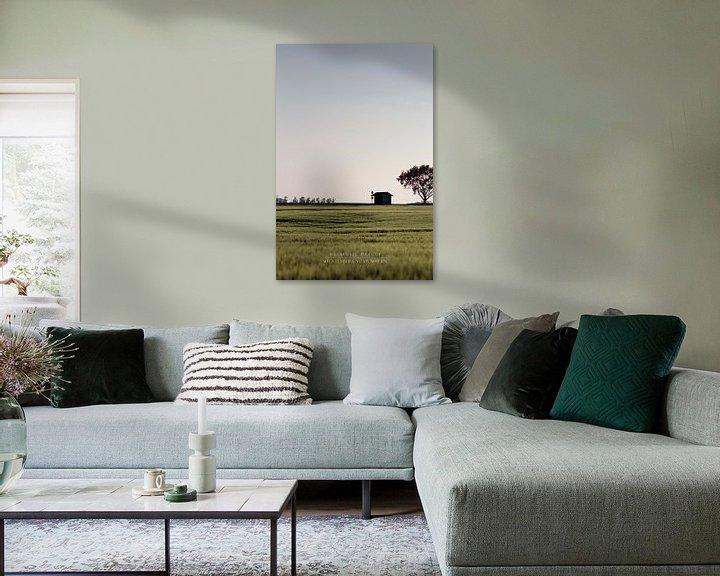 Beispiel: Insel Rügen (rahmenlos) von Felix Lachmann