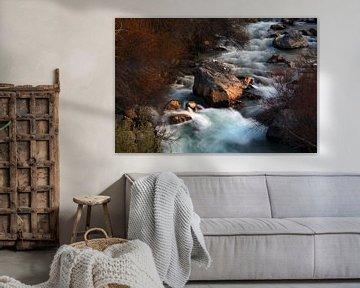 The Fast River van Cornelis (Cees) Cornelissen