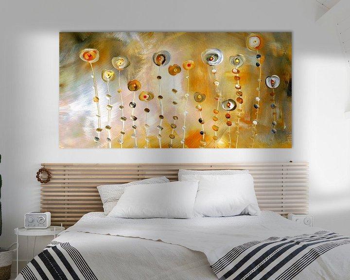 Beispiel: Golden Eye Panorama von Katarina Niksic