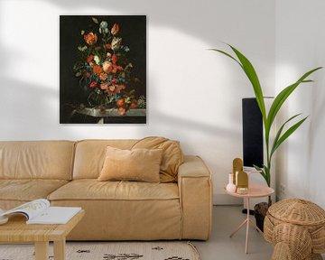 Stillleben mit Blumen, Ottmar Elliger (I)
