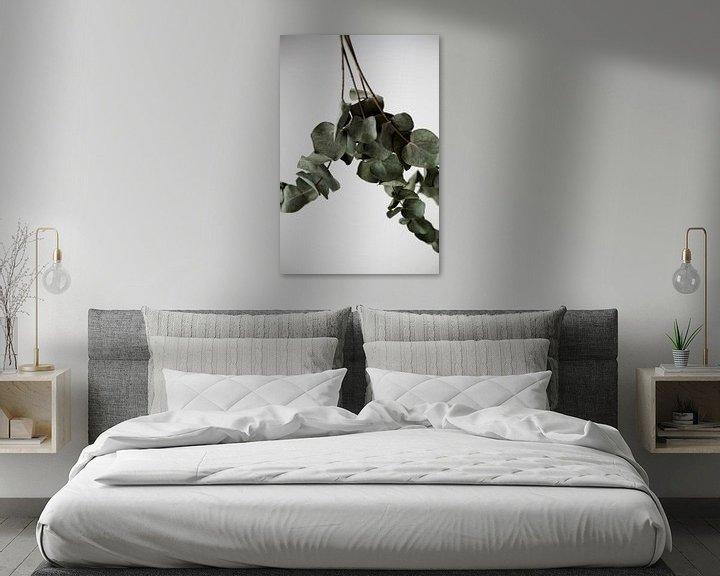 Sfeerimpressie: eucalyptus van Melanie Schat