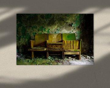 De klapstoeltjes von Steve Mestdagh