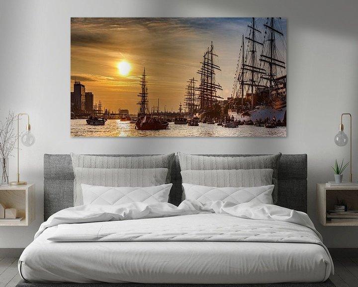 Sfeerimpressie: Sail Amsterdam 2015 van Dick Jeukens