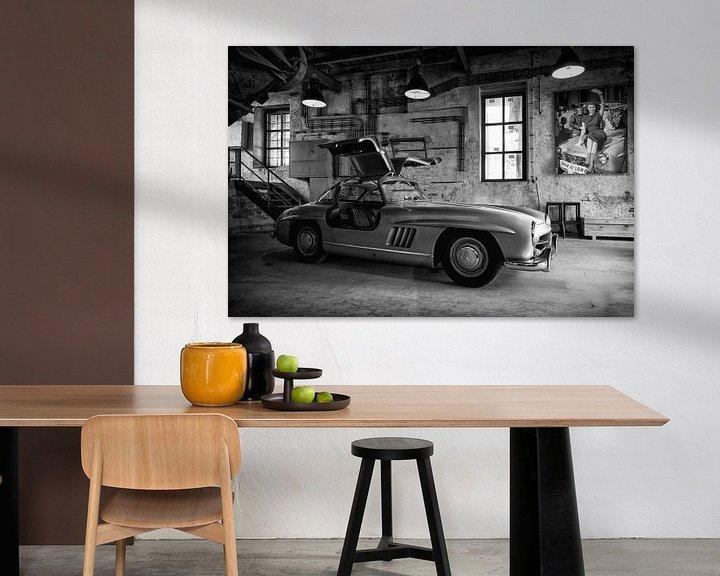 Beispiel: Alter Mercedes von Tilo Grellmann   Photography