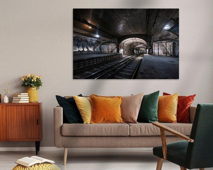 Impression: Die letzte Station sur Jeroen van Dam