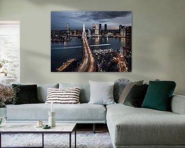 Manhattan aan de Maas van Jeroen van Dam