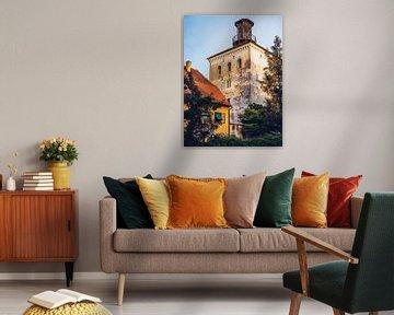 Zagreb - Lotrscak-Turm von Alexander Voss