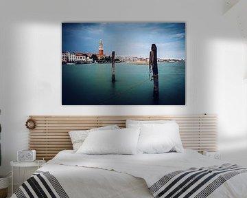 Venedig – Bacino di San Marco (Langzeitbelichtung) von Alexander Voss