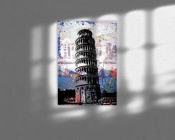 Toren van Pisa von PictureWork - Digital artist
