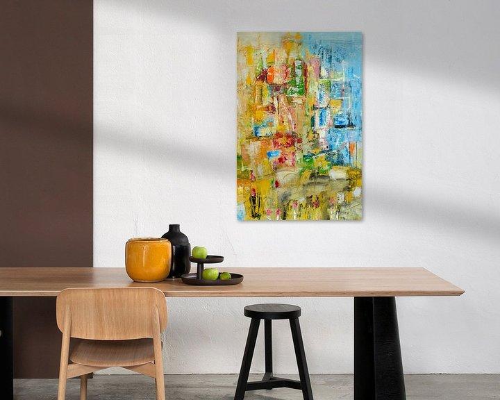 Sfeerimpressie: Cinque Terre van Alfred Eggensperger