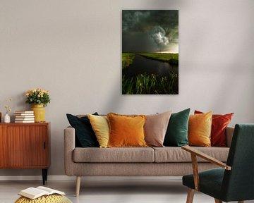 Storm polder Mastenbroek