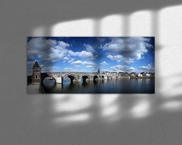 Sint Servaas Brücke Maastricht von Pascal Lemlijn