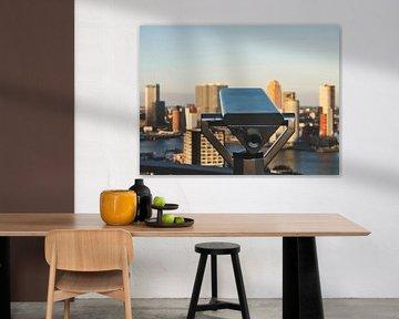 Rotterdams Uitkijkpunt van Marcel Kool