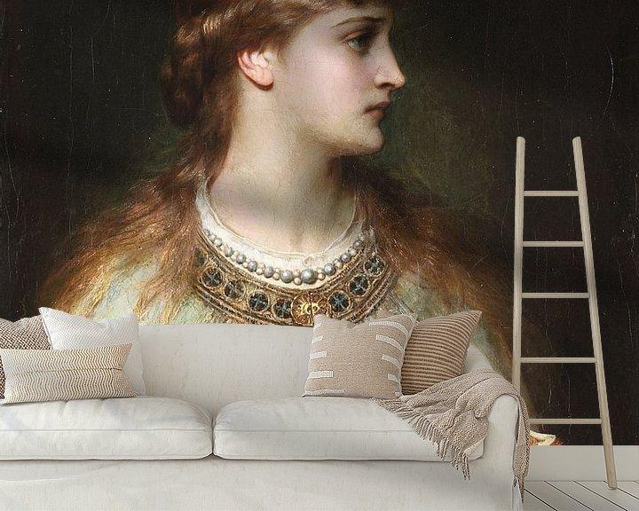 Impression: Ophelia, Thomas Francis Dicksee