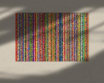 Farbenspiel abstrakt