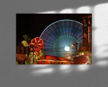 The Wheel von Cornelis (Cees) Cornelissen