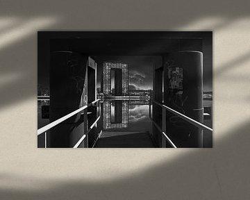 Taschenbüros in Schwarz-Weiß von Elianne van Turennout