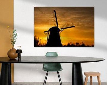 Sunrise Mills Kinderdijk sur Chantal de Vries