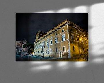 Bibliothek in Rom