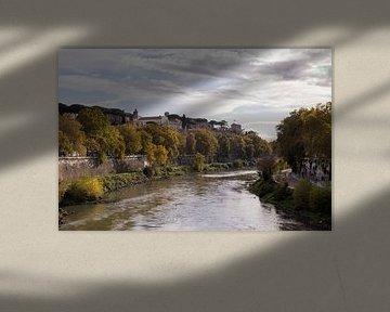 Blick über den Tiber